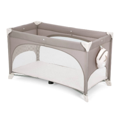 Kinderbetten - chicco Reisebett Easy Sleep Mirage braun  - Onlineshop Babymarkt