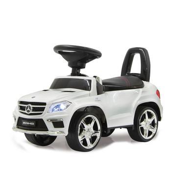 JAMARA Kids Loopauto - Mercedes GL63 AMG, wit