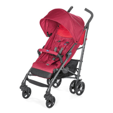 chicco Lite Way³ Red Berry 2017