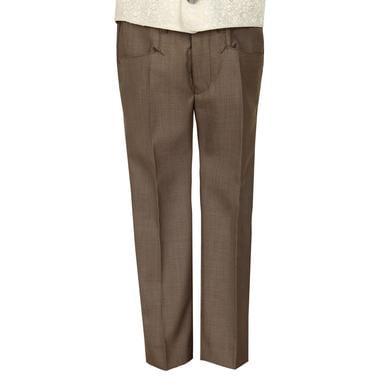 Miniboyhosen - GOL Boys–Anzughose cappucino - Onlineshop Babymarkt