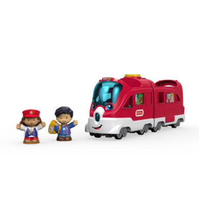 Fisher-Price® Little People Zug - rot