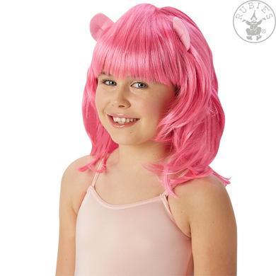 Rubies Accessoires My little Pony Pinkie Pie Perücke - rosa/pink - Gr.Kindermode (2 - 6 Jahre) - Mädchen