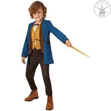 Rubini Carnevale Rubini Costume Newt Scamander truffatore Bestie fantastiche Deluxe