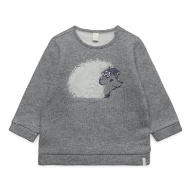 Babyoberteile - ESPRIT Baby Girls Sweatshirt mid heather grey - Onlineshop Babymarkt