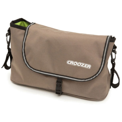 Croozer  Taška na rukojeť Meadow GreenSand Grey for Kid - šedá