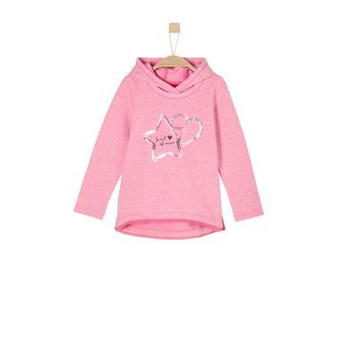 s.Oliver Girls Sweatshirt pink Gr.Kindermode (2 6 Jahre) Mädchen