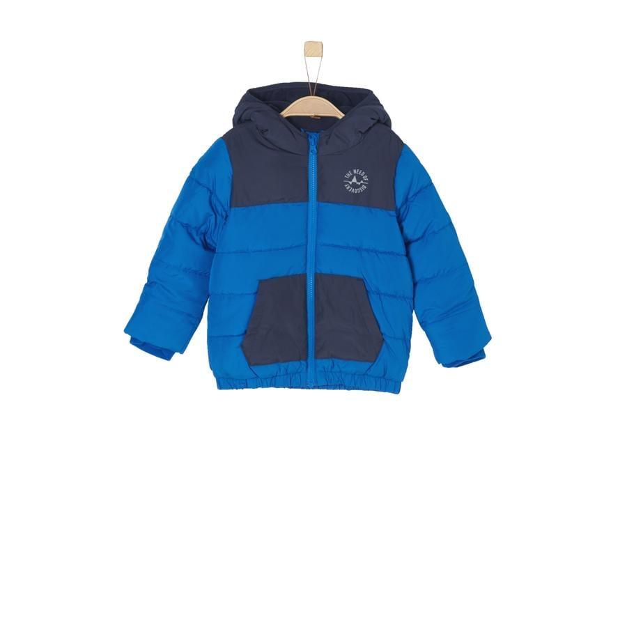 s.Oliver Boys Jacke blue