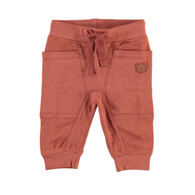 Staccato Boys Sweathose rust melange orange Gr.Newborn (0 6 Monate) Jungen