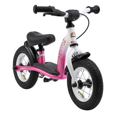 Laufrad - bikestar Kinderlaufrad 10, Classic pink weiß - Onlineshop