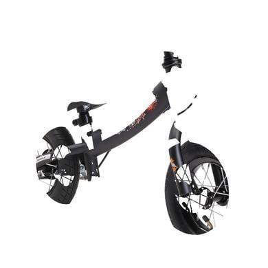 bikestar Sicherheits Kinderlaufrad 10 Schwarz Matt schwarz