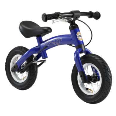 Laufrad - bikestar Mitwachsendes Kinder Laufrad 10 Sport Blau - Onlineshop