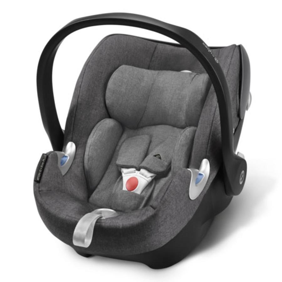 cybex PLATINUM Babyschale Aton Q Plus i-Size Ma...