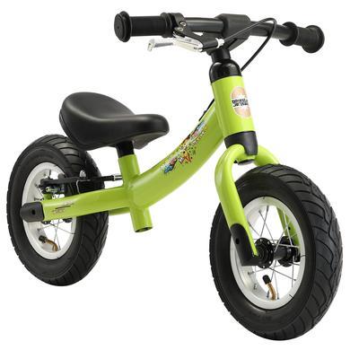 Laufrad - bikestar Mitwachsendes Kinderlaufrad 10 Sport, grün - Onlineshop