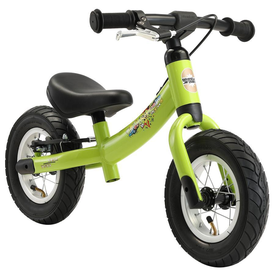 BIKESTAR® Sicherheits Kinderlaufrad 10 Grün