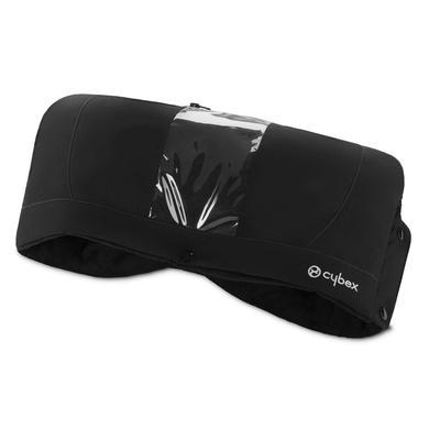 cybex PLATINUM Handwärmer Black-black - schwarz