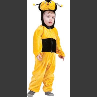 Karneval Kostüm Biene - gelb - Gr.98 - Unisex