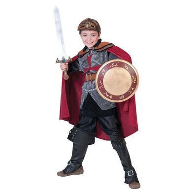 FUNNY FASHION Cavaliere in costume da carnevale