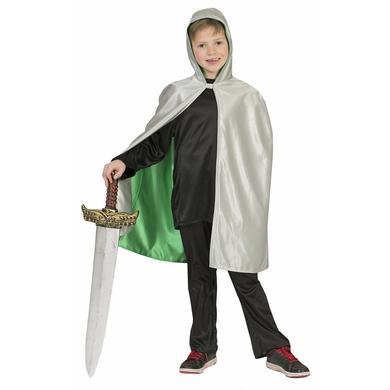 FUNNY FASHION Costume da carnevale Wendecape Knight/Dragon