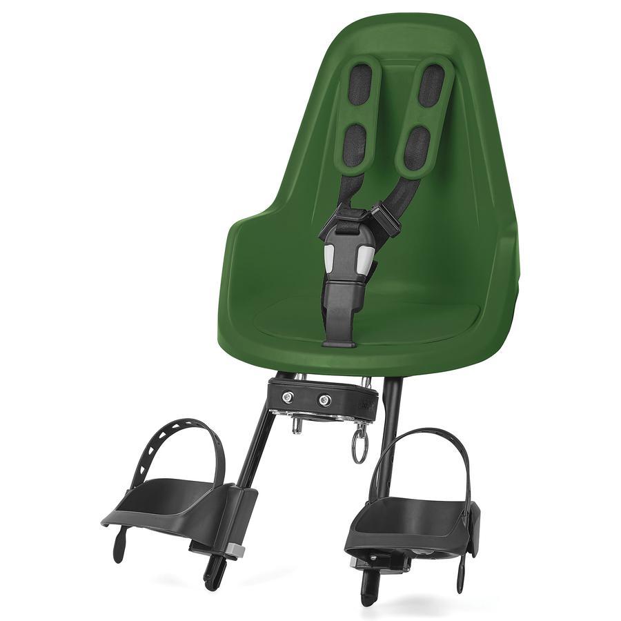 bobike Siège de vélo enfant Mini One Olive vert