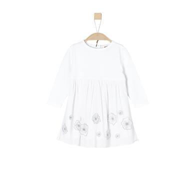 Minigirlroeckekleider - s.Oliver Girls Kleid weiß - Onlineshop Babymarkt