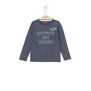 Miniboyoberteile - s.Oliver Boys Strickpullover blue knit - Onlineshop Babymarkt
