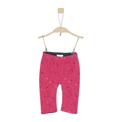 s.Oliver Girls Wendehose purple pink rosa pink Gr.Newborn (0 6 Monate) Mädchen