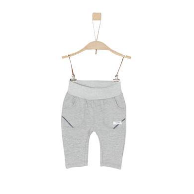 Image of s.Oliver Boys Pantalone felpa grigio chiaro melange - Gr.62