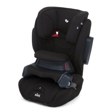 Joie Kindersitz Traver Shield Coal - schwarz