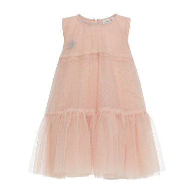 Minigirlroeckekleider - name it Girls Kleid Illy evening sand - Onlineshop Babymarkt