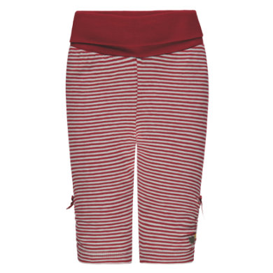 Steiff Girls Leggings, rot gestreift Gr.Babymode (6 24 Monate) Mädchen