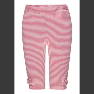 Steiff Girls Leggings, rosa gestreift rosa pink Gr.Babymode (6 24 Monate) Mädchen