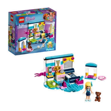 LEGO® Friends - Stephanies Zimmer 41328