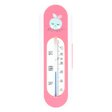 bébé-jou® Thermomètre de bain Blush Baby Flamingo Pink