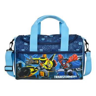 Scooli Sporttasche Transformers blau
