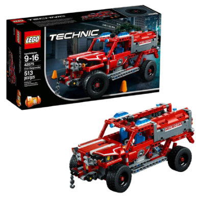 LEGO® Technic - First Responder 42075