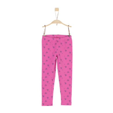 Minigirlhosen - s.Oliver Girls Leggings pink - Onlineshop Babymarkt