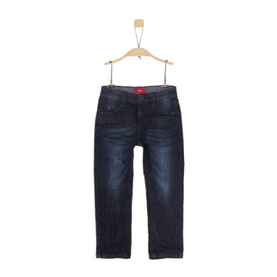 Miniboyhosen - s.Oliver Boys Jeans blue denim stretch slim - Onlineshop Babymarkt