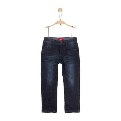 Miniboyhosen - s.Oliver Boys Jeans blue denim stretch slim - Onlineshop Babymarkt
