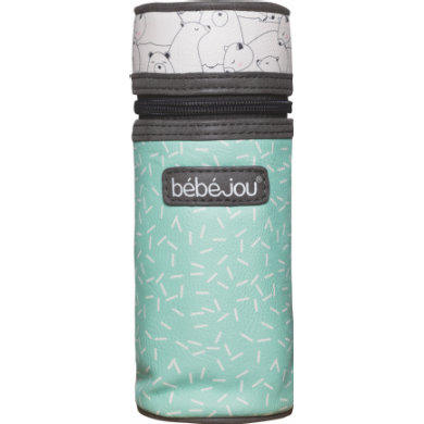 Image of bébé-jou® Flaschentasche Bo & Bing mint