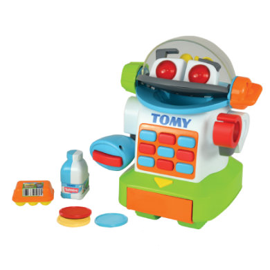 Tomy  TOOMIES® Mr. Shopbot - pestrobarevná