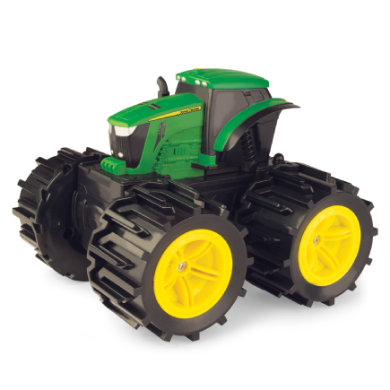 TOMY Monster Treads - John Deere Giant Monster Wheels