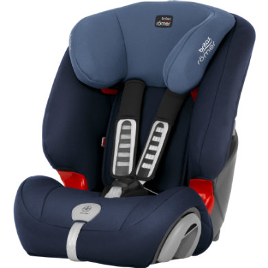 Britax Römer  Evolva 123 plus 2018 Moonlight Blue - modrá