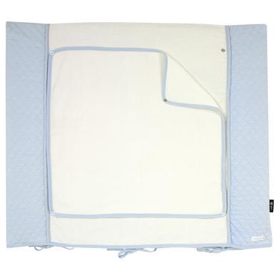 bellybutton od Alvi Přebalovací potah matrace, třída ic Line Dream, modrá 85 x 70 cm