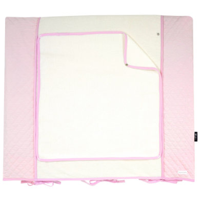 bellybutton by Alvi Aankleedkussen Hoes, Classic Line Dream, roze