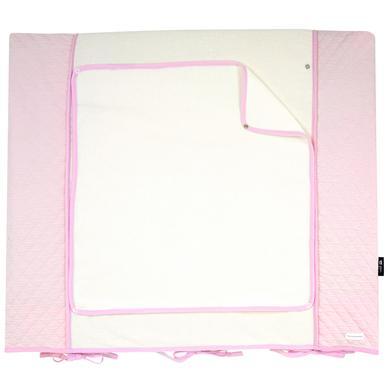 bellybutton od Alvi Přebalovací potah matrace, třída ic Line Dream, růžová 85 x 70 cm