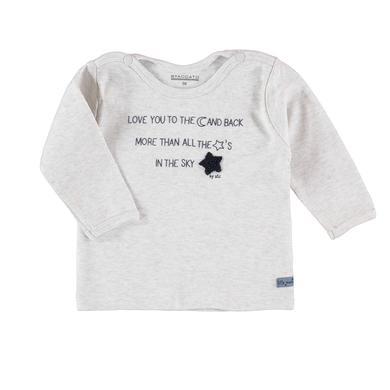 Babyoberteile - STACCATO Boys Langarmshirt s'ecru melange - Onlineshop Babymarkt