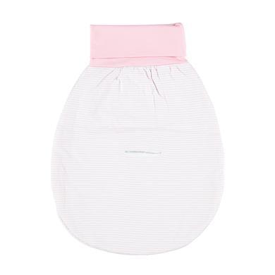 DIMO-TEX  Pucksack Streifen Rosa - rosa/pink - Gr.Babymode (6 - 24 Monate)