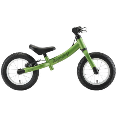 Laufrad - bikestar Mitwachsendes Kinderlaufrad 12 Sport Grün - Onlineshop