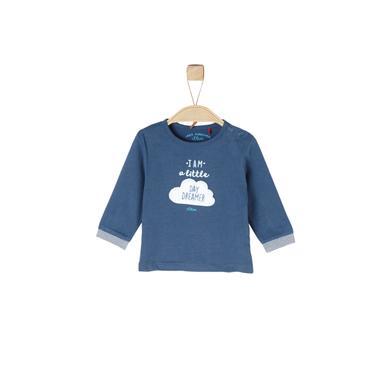 Babyoberteile - s.Oliver Boys Langarmshirt blue - Onlineshop Babymarkt