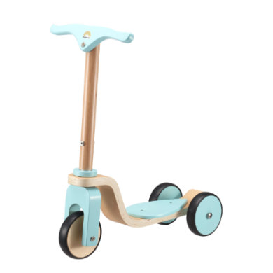 bikestar Kinder Scooter 125mm Blau blau